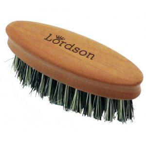 Brosse à Barbe Et Moustache Lordson Ovale