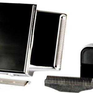 Rasoir De Voyage L2056 Pocket Shaver Lordson Rechargeable Combi Pack Offert