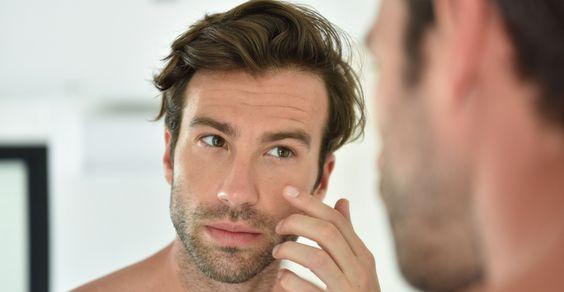 Le Secret d'une belle peau ai masculin