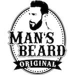 Logo Mans Beard
