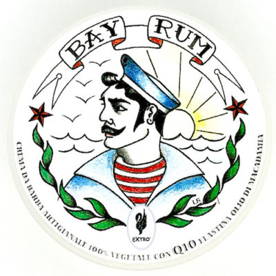 Savon de Rasage Extro Bay Rum 150ml