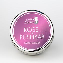 Savon Du Barbier Rose De Pushkar
