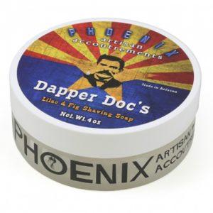 Savon à raser Phoenix Dapper Doc's
