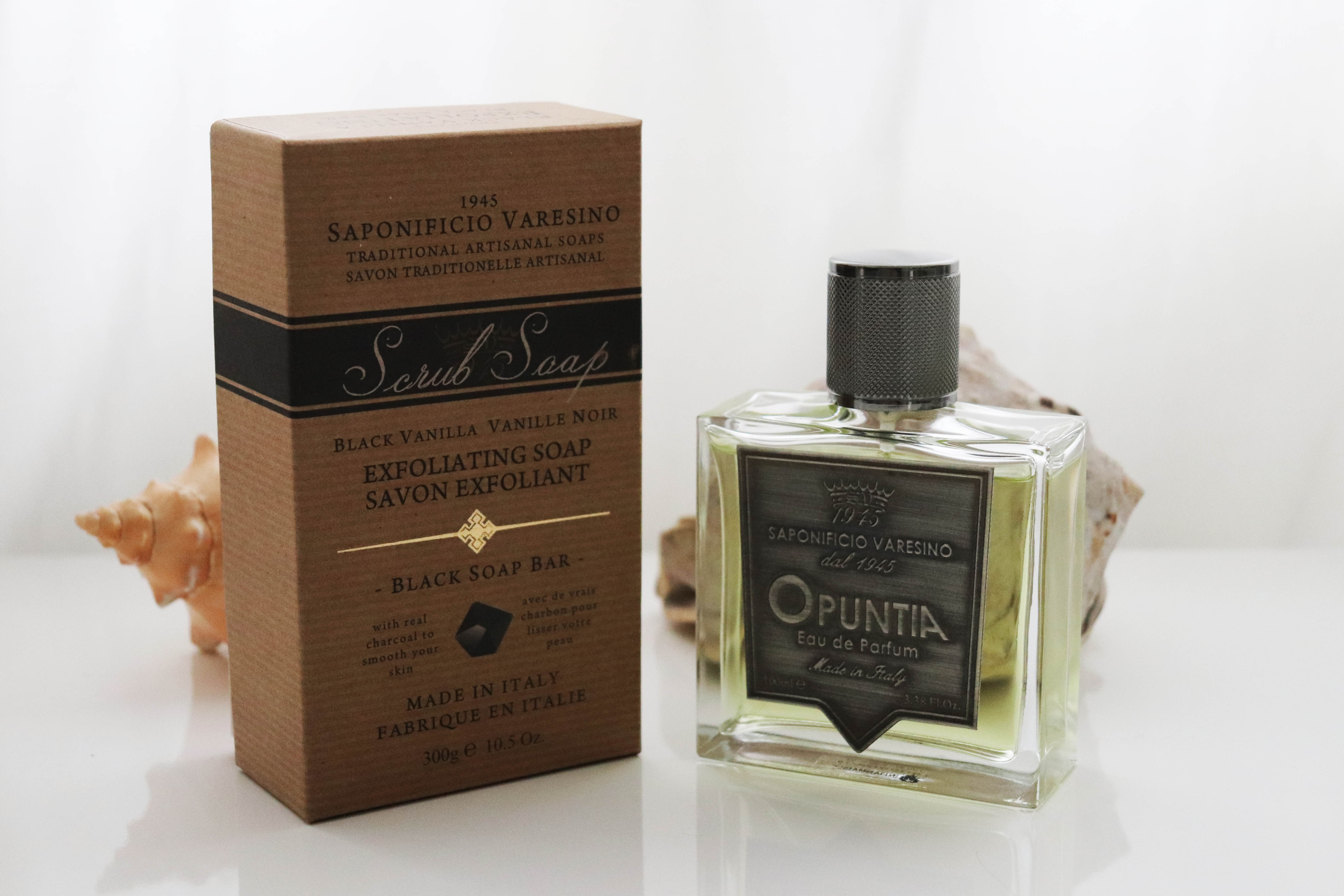 Saponificio Exfoliant Et Parfum