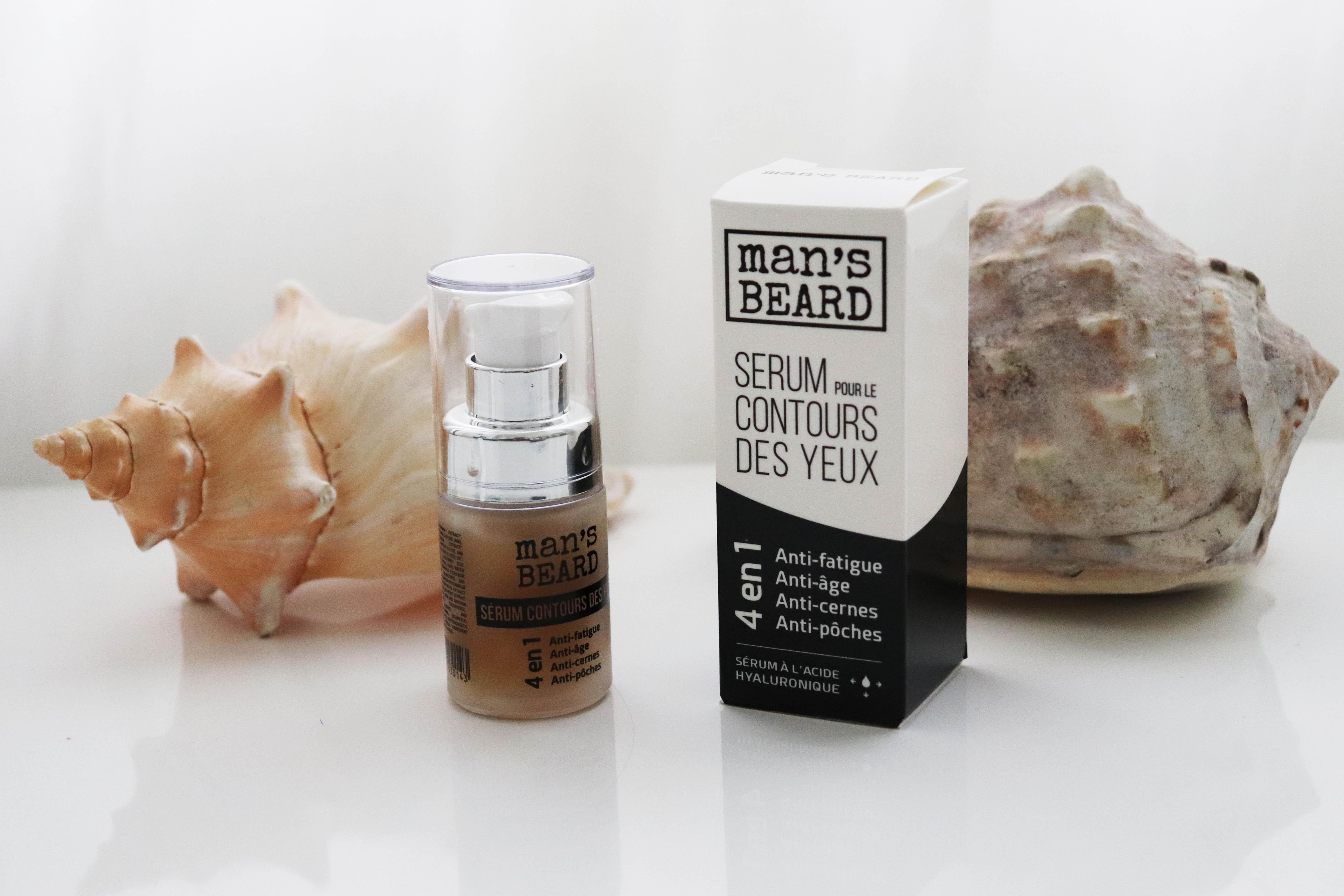 Serum Yeux Man's Beard
