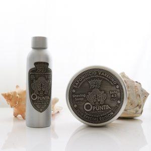 Combo De Rasage Saponificio Varesino Opuntia