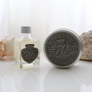 kit De Rasage Saponificio Varesino 70th Anniversary
